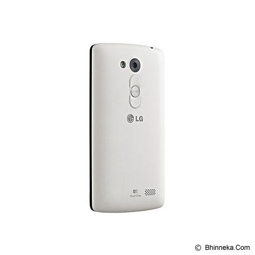 LG L Fino [D295] - White - Smart Phone Android